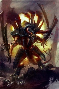 Tyranid Codex: 3 Leaked Pages - Faeit 212: Warhammer 40k News and Rumors