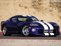 Guz Cars: Ícones Americanos: Dodge Viper