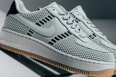 meet 6db13 cdf03 Nike Air Force 1 Upstep Barely Grey Air Force 1, Nike Air Force, Vestir