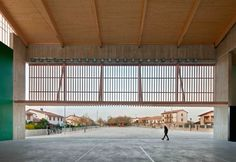 Frontón Gure Jokoa, de OFS Architects