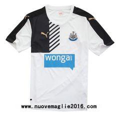 Maglia Newcastle Terza 2015-2016