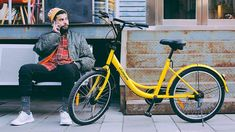 ofo bike: The world's first and largest station-free bike share platform