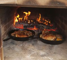 Wood-Fired Chicken by BrickWood Outdoors