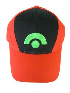 3cd70163 Nintendo Pokemon Trainer Ash's Hat - Advanced Generation Cap Pokémon ,http://www