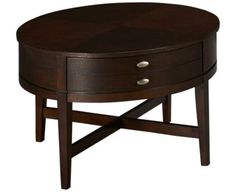 Jofran-Kent County-Kent County Round Cocktail Table - Jordan's Furniture