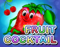 pokies machine Fruit Cocktail (Strawberries) on money. Online Machine Fruit Cocktail, which is known as strawberries, developed by Igrosoft, is a major manufacturer of gaming machines. Colorful graphics and stable payments allow interesting and profitable to play for real money. The rules are very simple, but if a player wants to understand all the