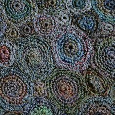 Bag, Colette - Sophie Digard crochet design - close-up