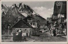 Vintage Garmisch