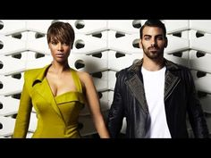 Tyra Banks Reveals Why 'ANTM' Winner Nyle DiMarco Makes Her 'Very Uncomfortable' - YouTube