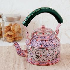 Interior And Exterior, Interior Design, Decoration Design, Christmas Morning, Humble Abode, My Dream Home, Kitsch, Home Accessories, Tea Pots