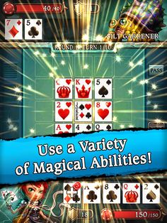 Swords and Poker Adventure, now on Singapore App store.