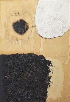 Alberto Burri, Combustione, 1960 Tornabuoni Art - La Dolce Vita Courtesy Tornabuoni Art