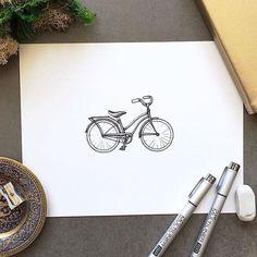 7,226 vind-ik-leuks, 12 reacties - Copic Marker (@copicmarker) op Instagram: 'Sweet sketch by @jesskrei'