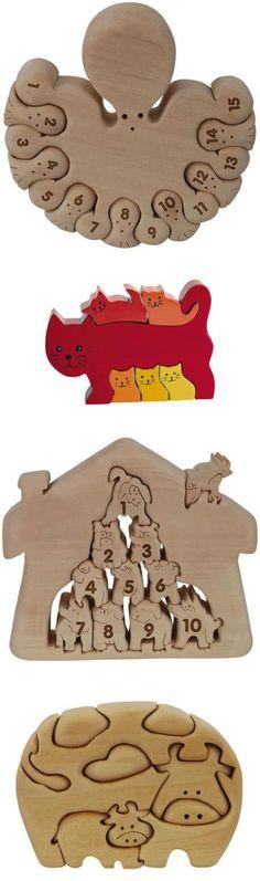 一些有趣的木玩设计。                                                                                                                                                                                 More