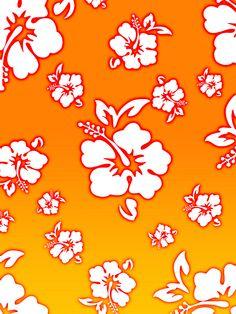 Hawaiian Flower Clip Art | Hawaiian Flower Background by ~rengurenge on deviantART