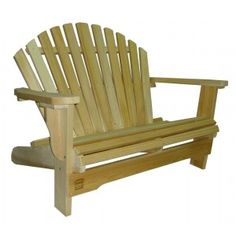 Love Seat Adirondack 2 places