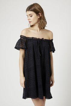 Photo 3 of Lace Bardot Dress
