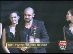 C5N- PREMIOS GARDEL: EL ORO PARA ABEL PINTOS - YouTube