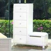 Found it at Wayfair - Cabo 5 Drawer Chest
