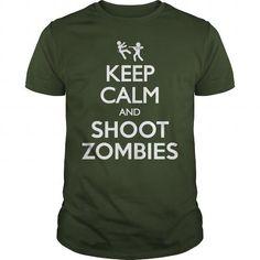 Keep Calm and Shoot Zombies T Shirt - shirt tee. Keep Calm and Shoot Zombies T Shirt, tshirt projects,white tshirt. Baggy Hoodie, Hoodie Outfit, Camo Hoodie, Hoodie Dress, Sweater Outfits, Frog T Shirts, Tee Shirts, Shirt Hoodies, Polo Shirt