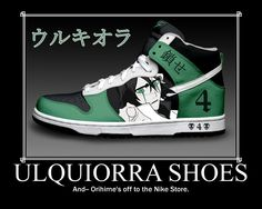 Pfff who cares about Orihime? I WANT THESE SHOES!!!!