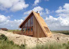 Wooden House Terschelling (The Netherlands)