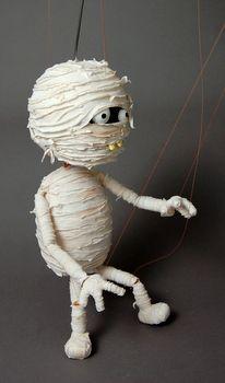 Mummyparfait Knuckle by OrangeParfait