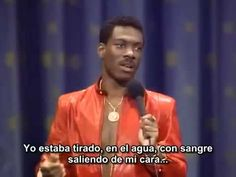 Eddie Murphy impersonates James Brown - YouTube