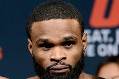UFC 205: Tyron Woodley feuds with Stephen Thompson's father on Twitter ahead of their Welterweight championship clash inside Madison Square Garden in New York, N.Y., on Nov. 12, 2016.