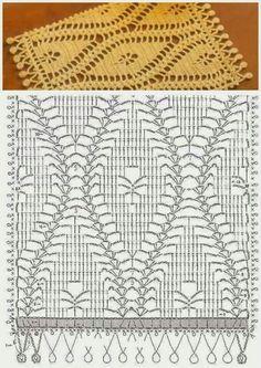 .Schéma ou diagramme pour crochet Modèle de Divers points