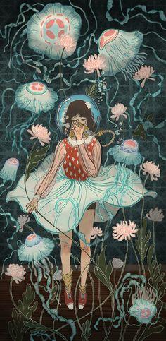 Tín Trần - Drown Girl 2014