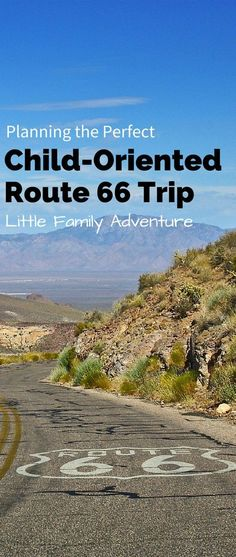 Planning the Perfect Child-Oriented Route 66 Trip - we have the tips and places you need to see for a great family trip