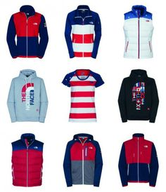 06751b10654e The North Face 2014 Winter Olympics in Sochi  Team USA Villagewear  Collection - can