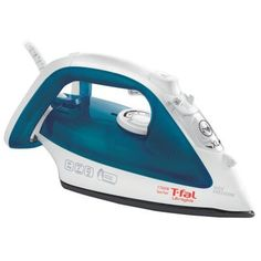 The Ultraglide FV4017 steam iron makes easier your ironing task thanks to the combination of the powerful 1700-Watt steam and the innovative and exclusive Durilium Ceramic Soleplate. The Ultraglide steam iron features a built-in ergonomic steam trigger, located on the underside of the handle, that requires nothing more than a press of the finger to release powerful steam. The precision-point reaches into pleats, pressing collars, and maneuvering around buttons. Color: Blue. Cord Storage, Storage Organization, Pressing, Fabric Steamer, Ceramic Non Stick, Ceramic Flat Iron, Clothes Steamer, Cable, Steam Iron