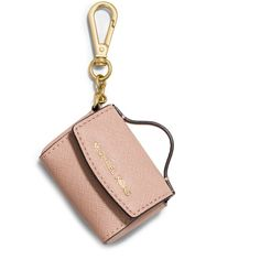 Michael Kors keychain/bag charm Brand new in box (kind of dented) | 100% authentic | color: BALLET. Michael Kors Accessories