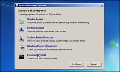 How to Use a Windows Installer Disc to Back Up Your Files When Your Computer Won't Boot