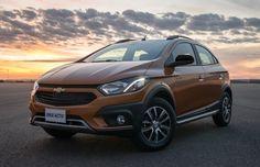 Chevrolet Onix Activ (Foto: Divulgação)