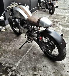 Honda GL200 By Verve Moto