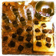 amazingly delicious raw and vegan organic chocolates hand-made fresh.