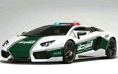 #Lamborghini for Dubai Police