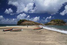 Martinique | Photos | Le Tombolo de Sainte Marie © AliZéMédia