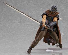 "$136.70 - Amazon.com: Good Smile Berserk Guts ""Band of The Hawk"" Figma Action Figure: Toys & Games"