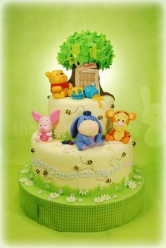 Baby pooh by the bunny baker