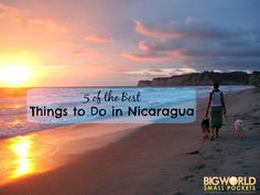 Having lived in Nicaragua for 1 year, we've got a great idea of whats hot in this upcoming destination, so check out our 5 best things to do in Nicaragua.