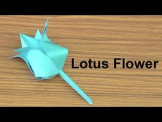how to make paper tulip, paper tulip flower - YouTube