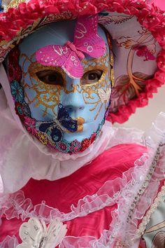 - Carnaval Mask Vénitien 2014 - #masks #Venetianmask #carnival #masquerade #artwork http://www.pinterest.com/TheHitman14/art-venetian-masks-%2B/