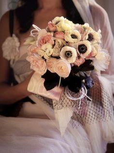 Google Image Result for http://www.bridalbuds.com/wp-content/uploads/3-black-and-pink-bouquet-anemones.jpg
