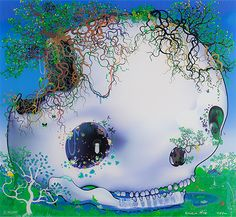 The Fountain of the Skull by Chiho Aoshima