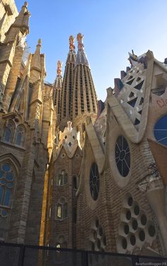Check out flights to and from Barcelona. Then grab a train