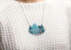 DIY — Un chouette collier en plastique fou (surprise inside !)